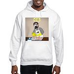 Daddy Diaper Duty Hooded Sweatshirt