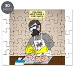Daddy Diaper Duty Puzzle