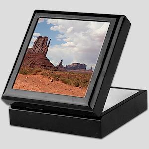 Monument Valley, Utah 3 Keepsake Box