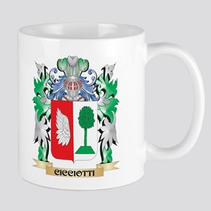 Cicciotti Coat of Arms - Family Crest Mugs