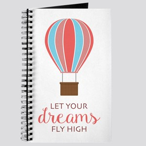 Let Dreams Fly Journal