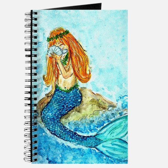 The Mermaid Maiden Journal