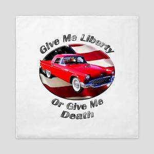 Classic Ford Thunderbird Queen Duvet