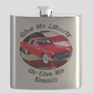 Classic Ford Thunderbird Flask