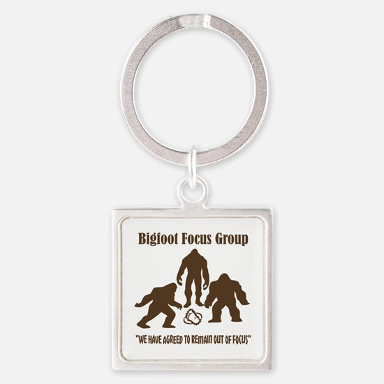 Big Foot Focus Group Keychains