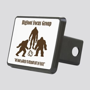 Big Foot Focus Group Rectangular Hitch Cover