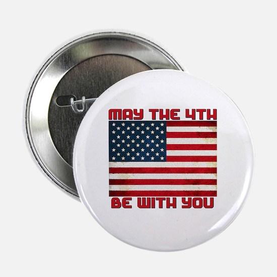 "The Fourth Flag 2.25"" Button"