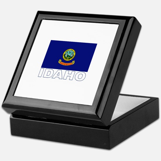 Idaho Keepsake Box