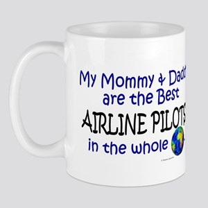 Best Airline Pilots In The World Mug