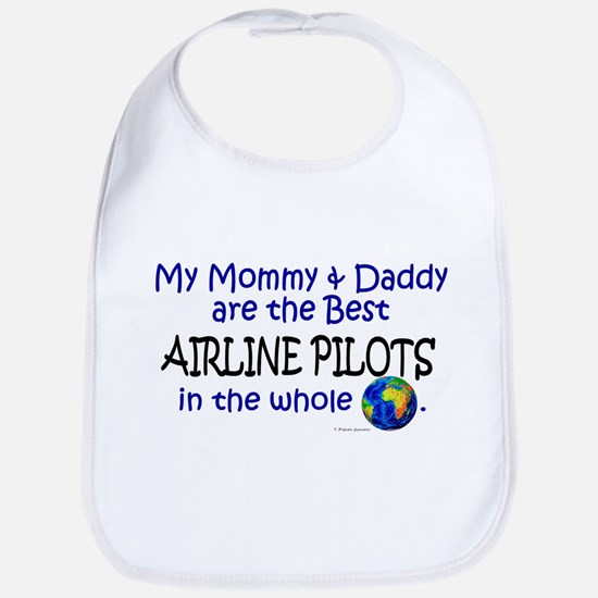 Best Airline Pilots In The World Bib