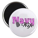 Navy Wife Magnet