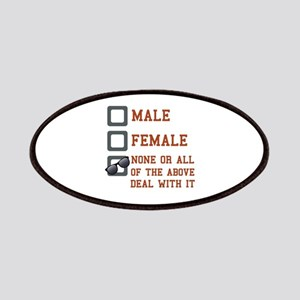 Funny Gender Neutral Patch