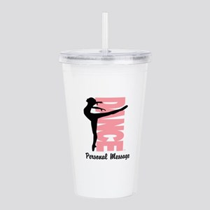 Personalized Beautiful Acrylic Double-wall Tumbler