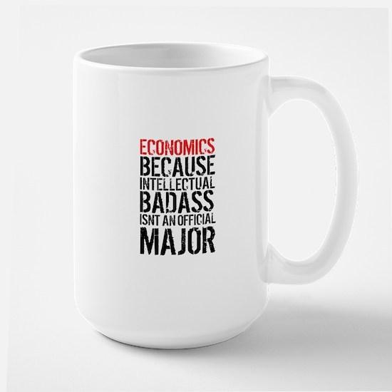 Economic Major Mugs