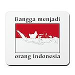 Indonesian Pride Mousepad