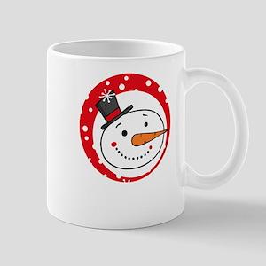 Let It Snow 4 11 oz Ceramic Mug