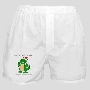 Crocodile Hug Boxer Shorts