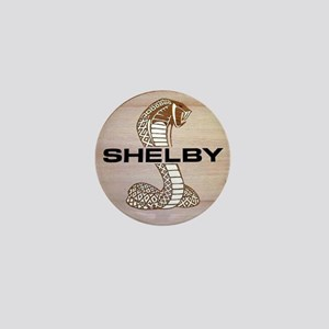 Shelby Cobra Emblem Mini Button