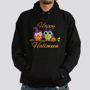Happy Halloween Owls Hoodie