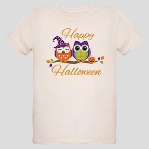 Happy Halloween Owls T-Shirt