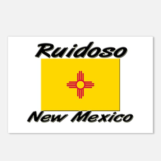 Ruidoso New Mexico Postcards (Package of 8)