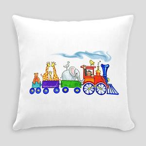 Choo-Choo Train Everyday Pillow