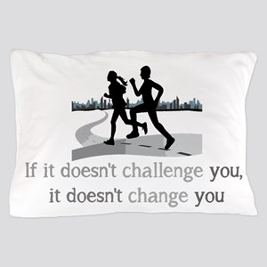 Doesn't Challenge, Doesn't change Inspirational Pi