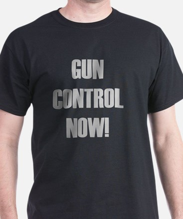 Gun Control Now T-Shirt