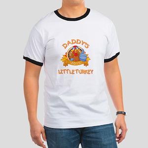 DADDY'S LITTLE TURKEY Ringer T