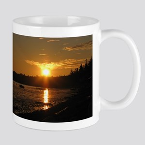 Birch Bay Sunset Mugs