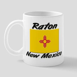 Raton New Mexico Mug