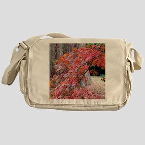 Maple and Cedar Messenger Bag
