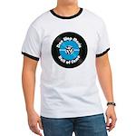 Heartbeats Doo Wop Ringer T T-Shirt