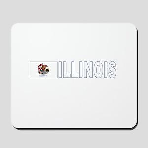 Illinois Mousepad