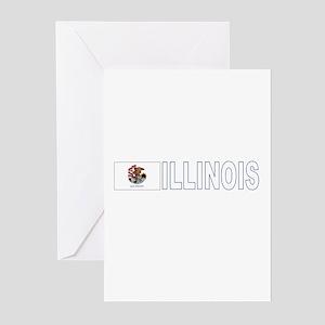 Illinois Greeting Cards (Pk of 10)