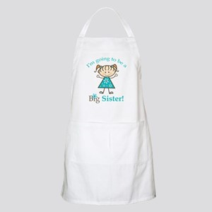 Big Sister to be Apron