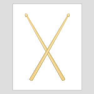 Drum Sticks Posters