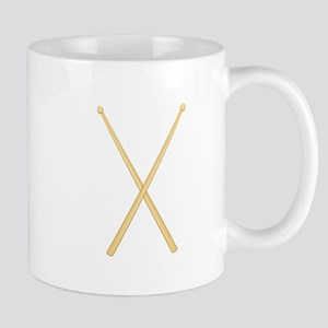 Drum Sticks Mugs