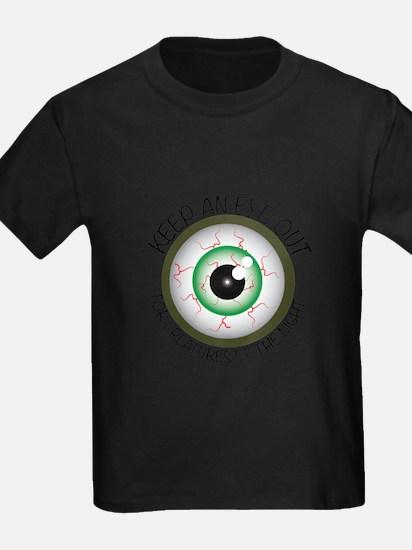 Keep Eye Out T-Shirt