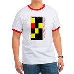 Solid Colours Ringer T T-Shirt