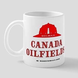 Canada Oilfields Mug