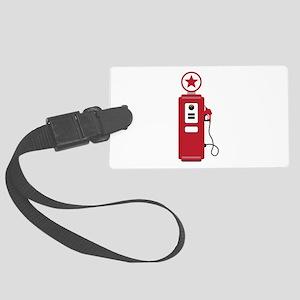 Gas Pump Luggage Tag
