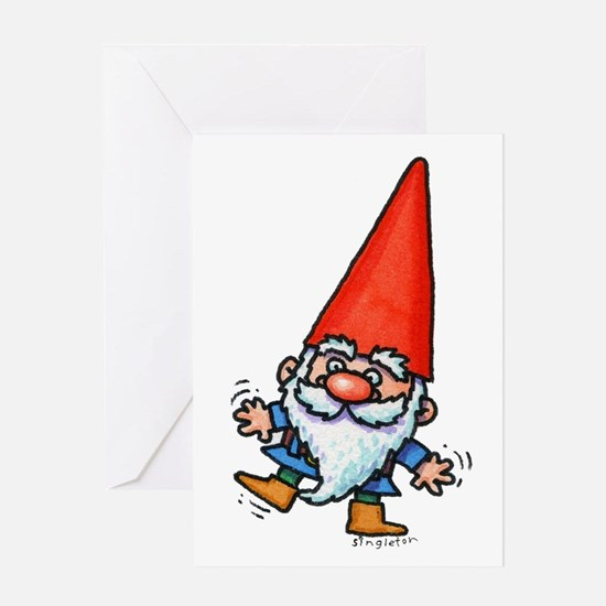 GNOME Greeting Cards