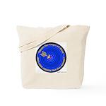 Torah, The Target Of God Tote Bag