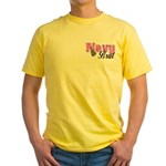 Navy Brat Yellow T-Shirt