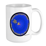 Torah, Target Of God Large Mug