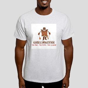BAR-B-Q GRILLMASTER - THE MAN-THE MYTH- TH T-Shirt