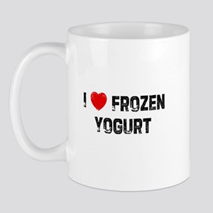 I * Frozen Yogurt Mug