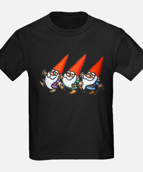 THREE GNOMES DANCING T-Shirt