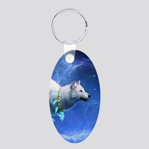 Fantasy Wolf Keychains